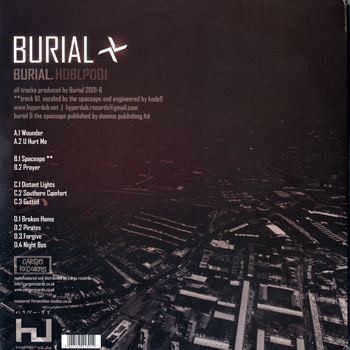 Burial - Distant Lights