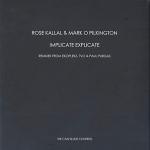 Rose Kallal & Mark O Pilkington-02
